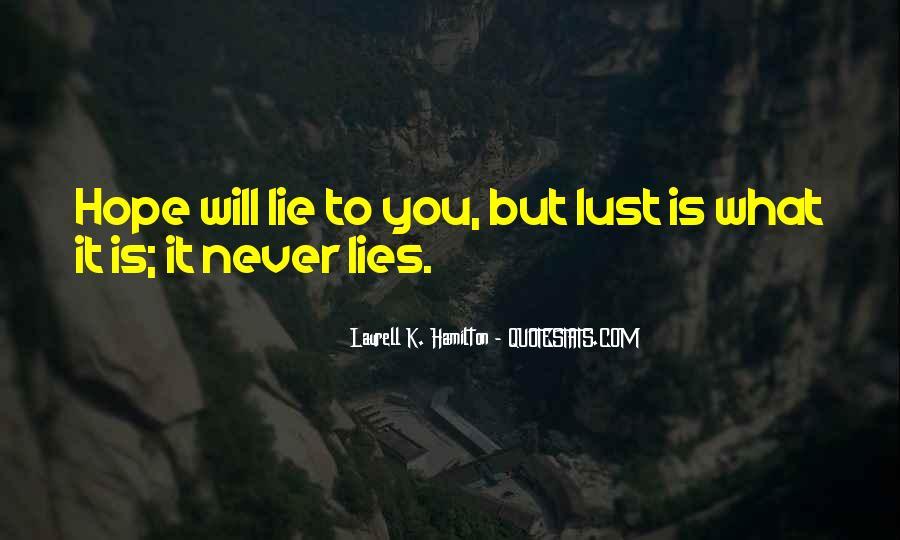 Kecil Hati Quotes #1506064