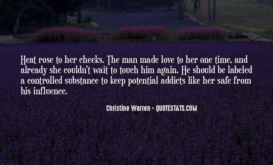 Keep Him Safe Quotes #1060055