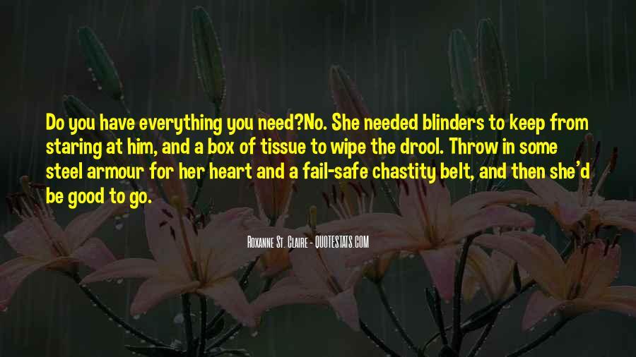 Keep Him Safe Quotes #1124448