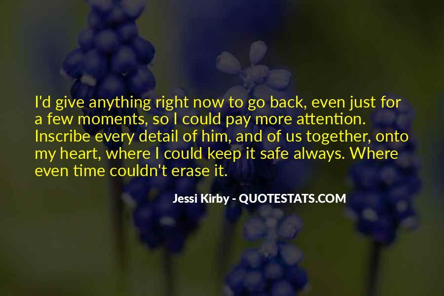 Keep Him Safe Quotes #1669050