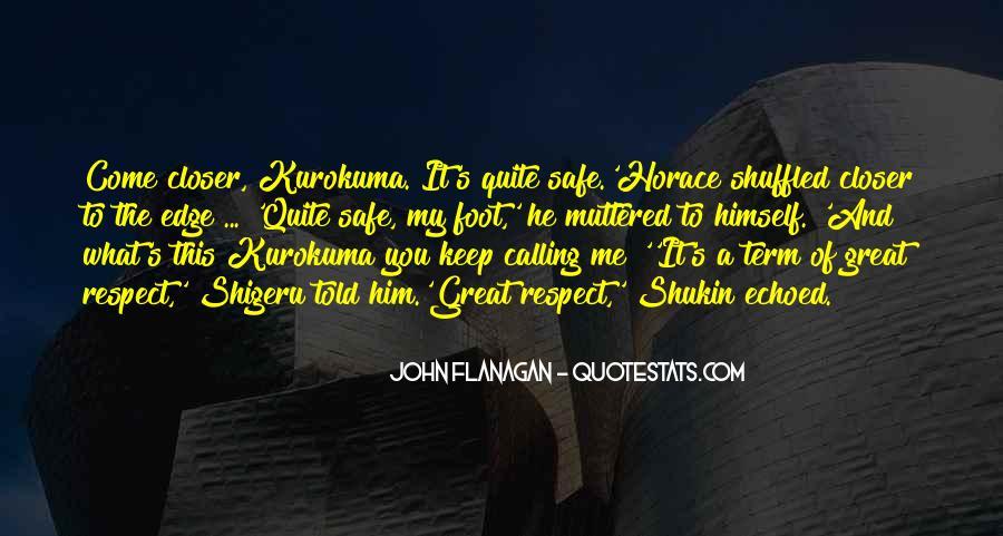 Keep Him Safe Quotes #199798