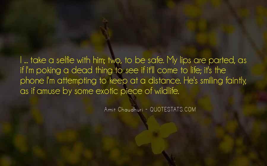 Keep Him Safe Quotes #233608