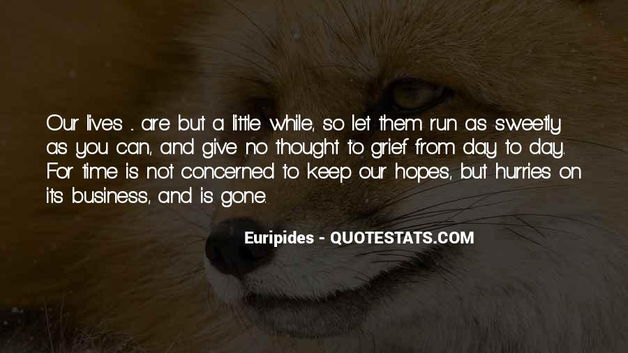 Keep Hopes Up Quotes #1293845