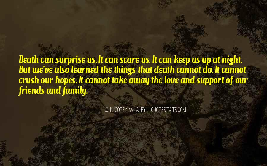 Keep Hopes Up Quotes #1431816