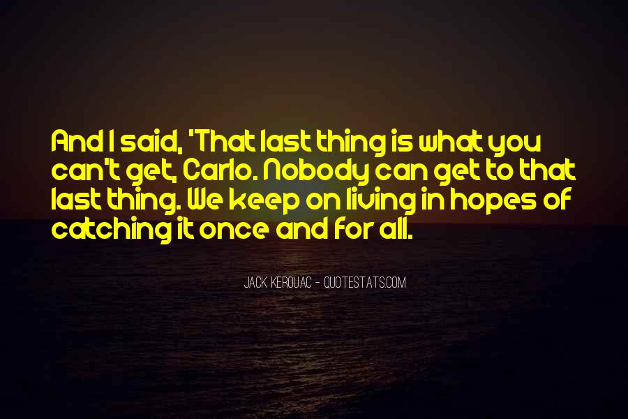 Keep Hopes Up Quotes #1564644