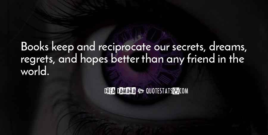 Keep Hopes Up Quotes #1715439