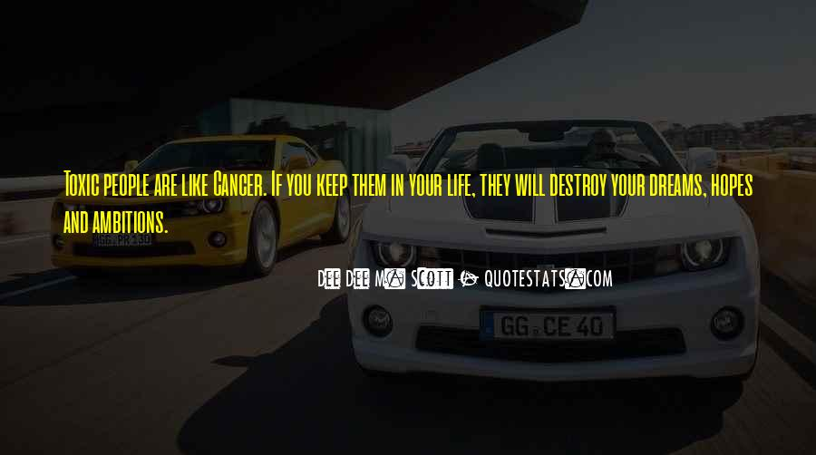 Keep Hopes Up Quotes #459094