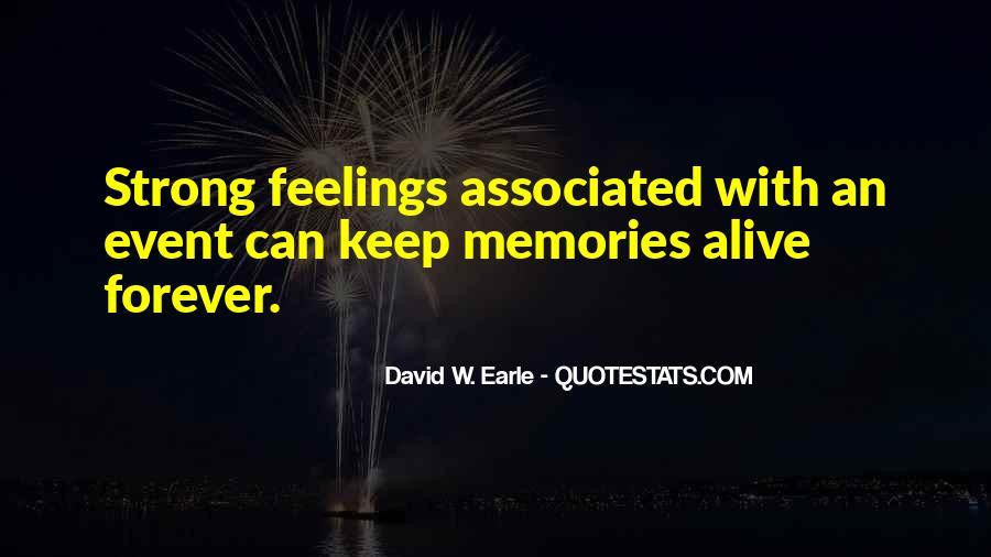 Keep Memories Alive Quotes #1626389