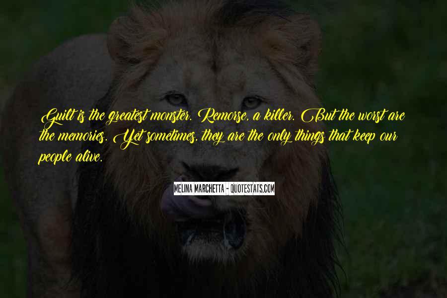 Keep Memories Alive Quotes #191283