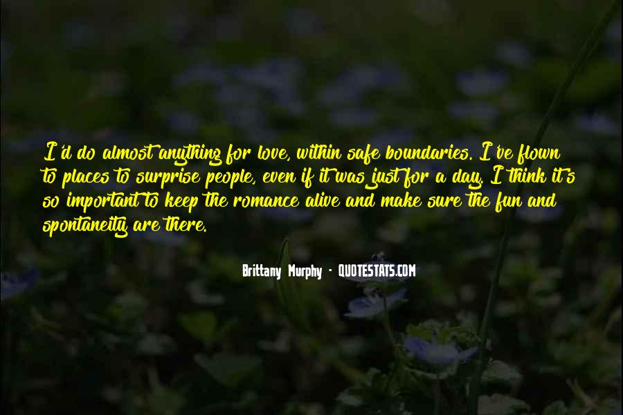 Keep My Love Safe Quotes #1372685