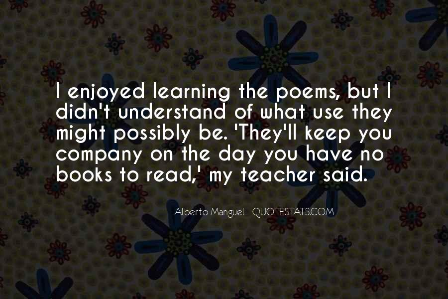 Keep On Learning Quotes #1097481
