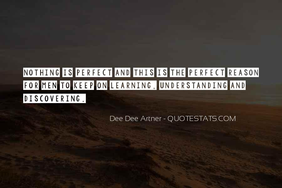 Keep On Learning Quotes #1097961