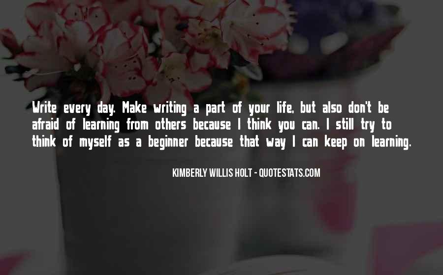 Keep On Learning Quotes #1191735