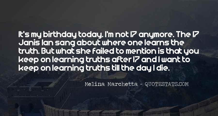 Keep On Learning Quotes #1226279