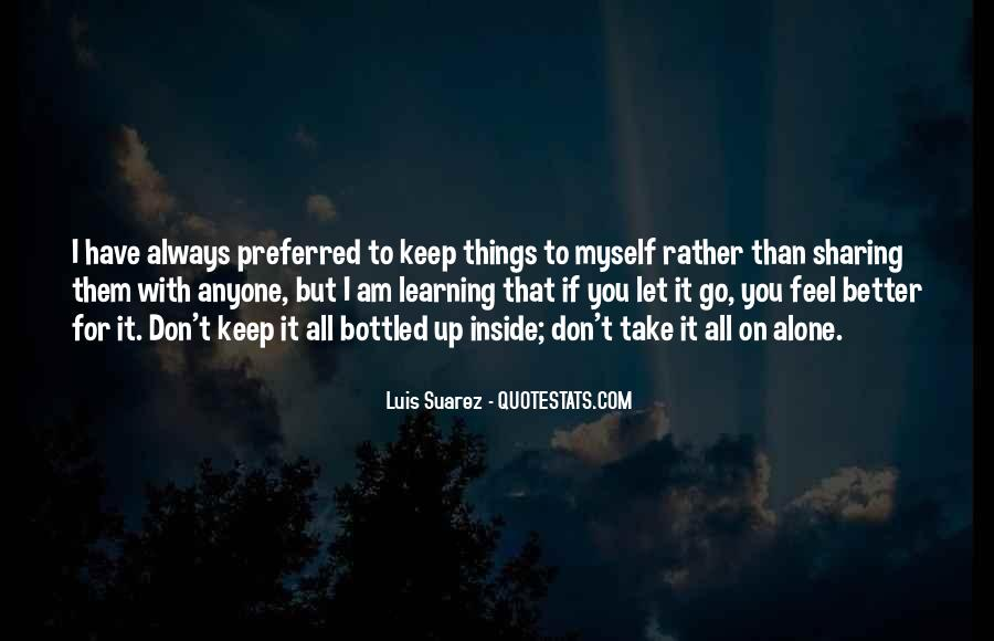 Keep On Learning Quotes #153665