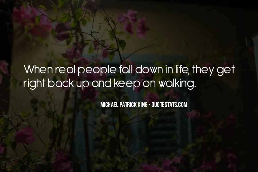 Keep On Walking Quotes #126758