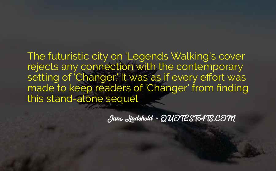 Keep On Walking Quotes #1285661