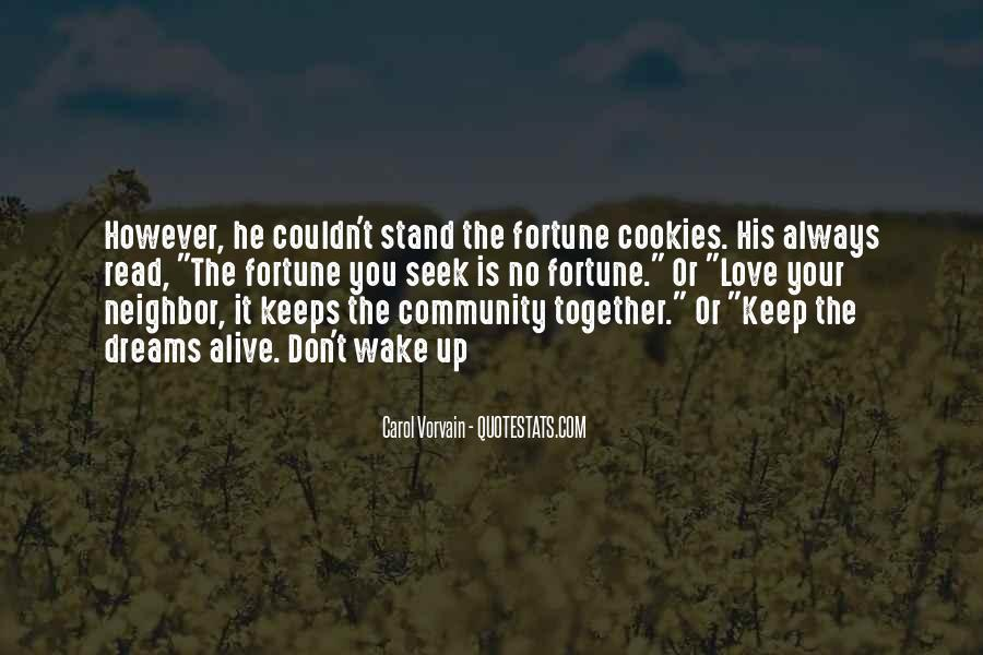 Keep Our Love Alive Quotes #122831