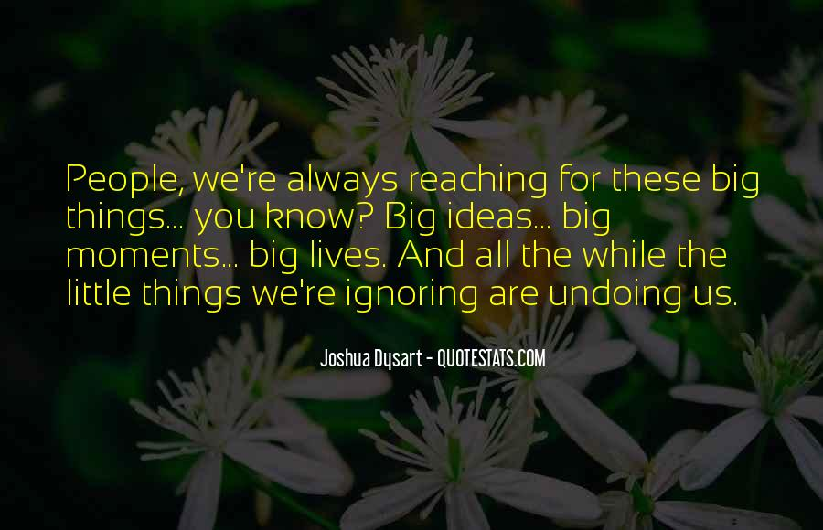 Keep Reaching For Your Dreams Quotes #744911