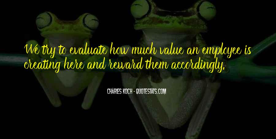 Quotes About Employee Value #1312962