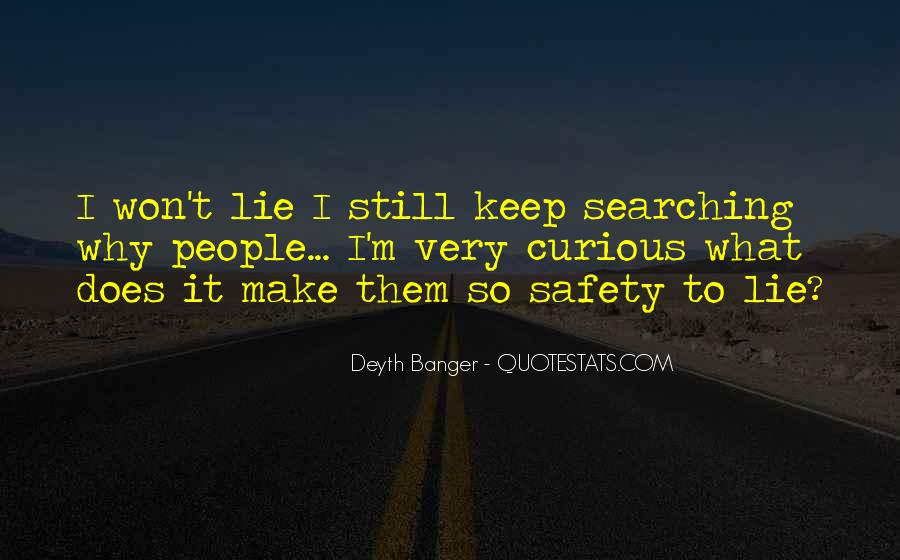 Keep Searching Quotes #1164287