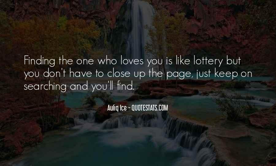 Keep Searching Quotes #1386280
