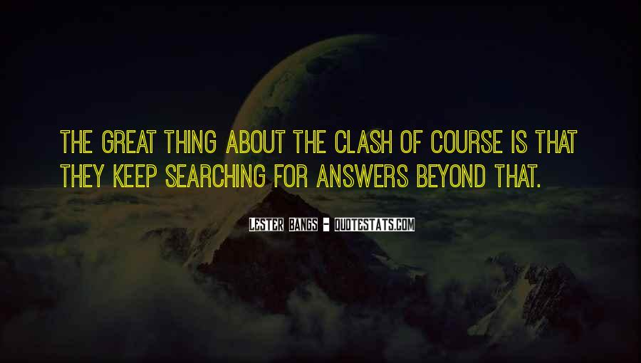 Keep Searching Quotes #1455391