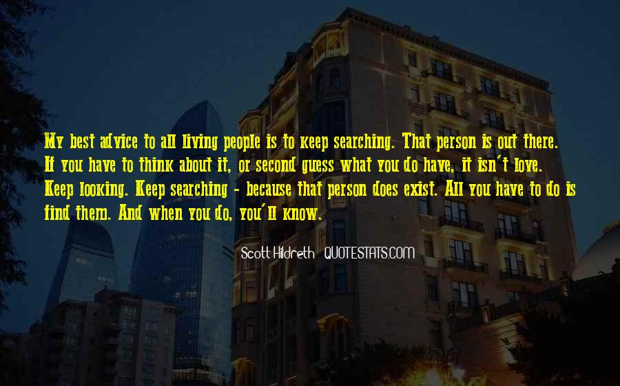 Keep Searching Quotes #570207