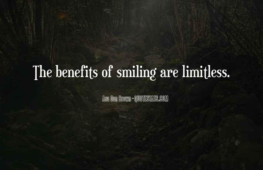 Keep Smiling Even Though Quotes #101449