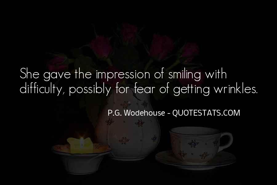 Keep Smiling Even Though Quotes #103877