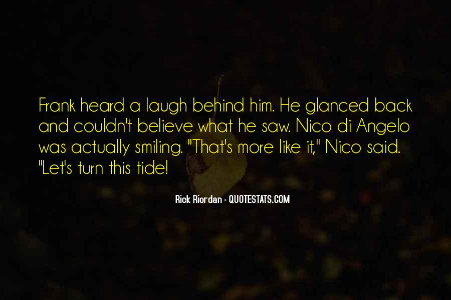 Keep Smiling Even Though Quotes #125254