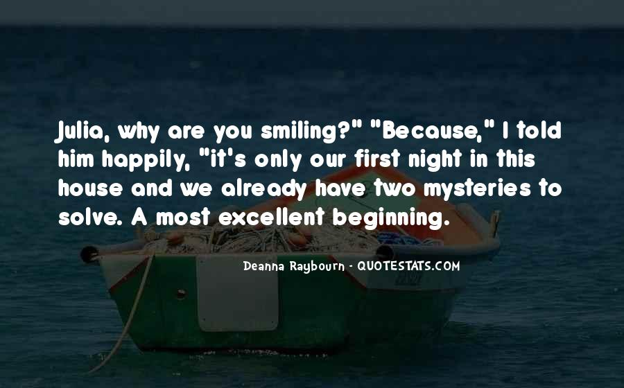 Keep Smiling Even Though Quotes #26259