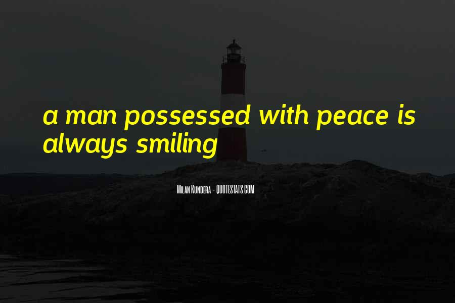 Keep Smiling Even Though Quotes #84972