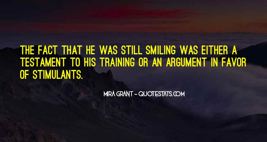 Keep Smiling Even Though Quotes #97430