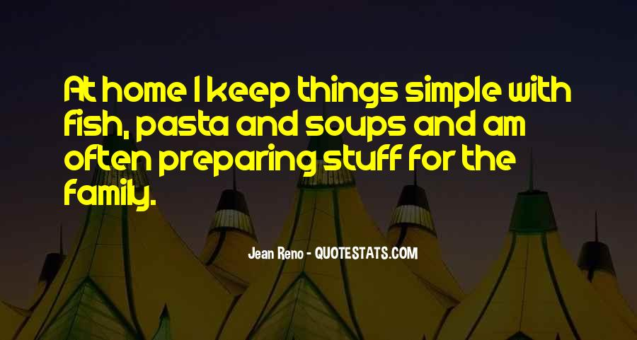 Keep Things Simple Quotes #1514385