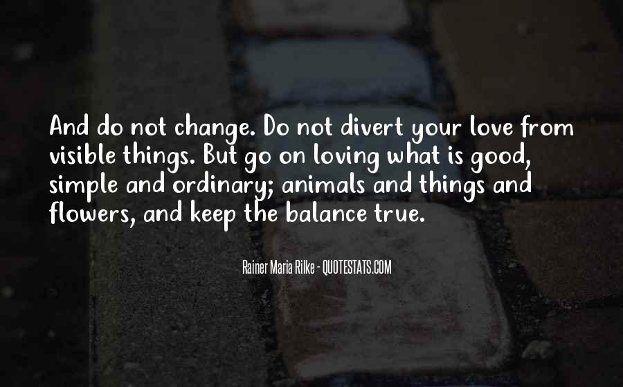Keep Things Simple Quotes #952820