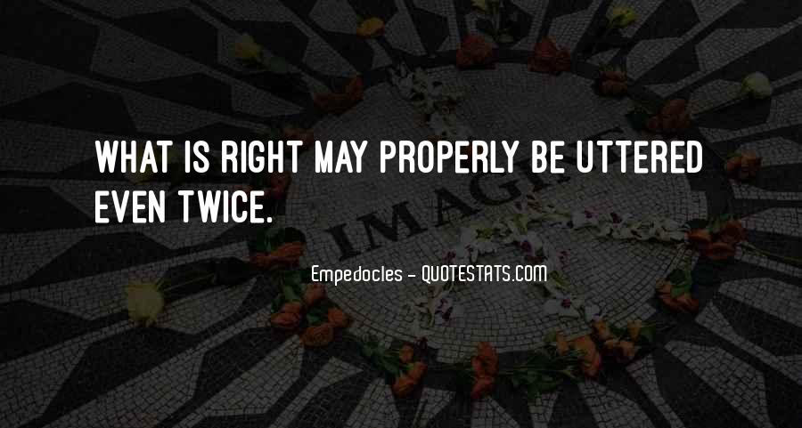 Quotes About Empedocles #1408764