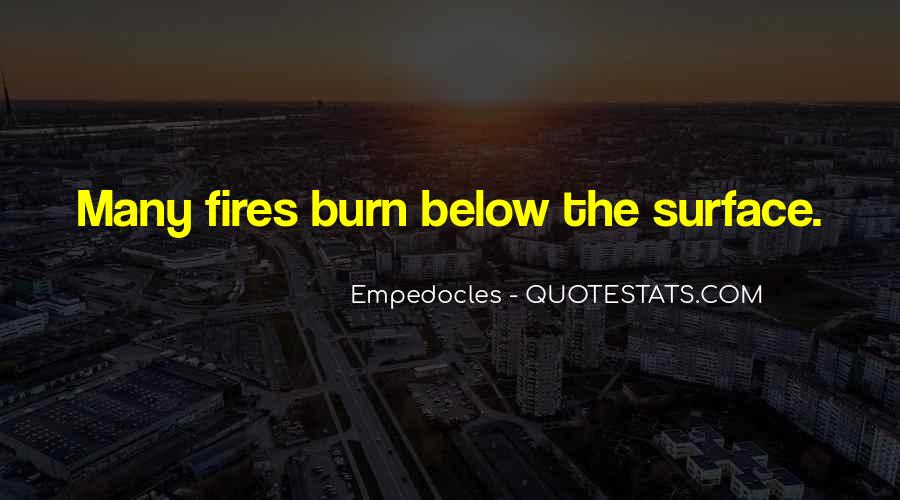 Quotes About Empedocles #195409
