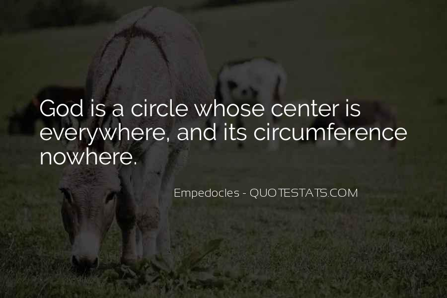 Quotes About Empedocles #30396