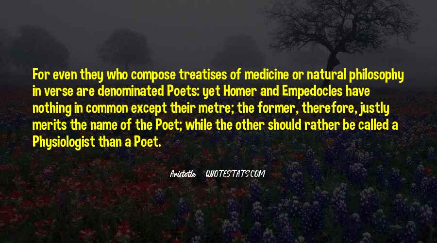 Quotes About Empedocles #492937