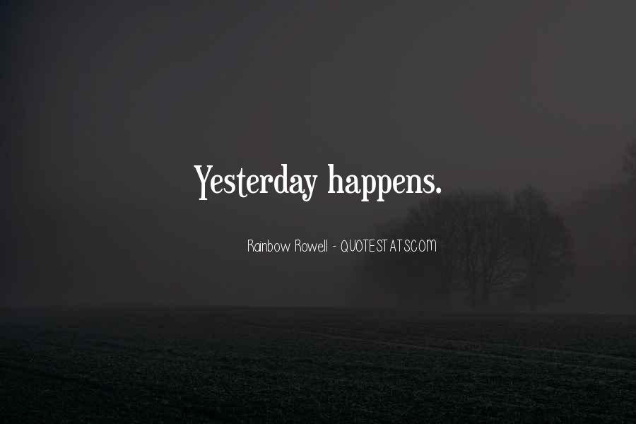 Keep Your Fingers Crossed Quotes #1593150