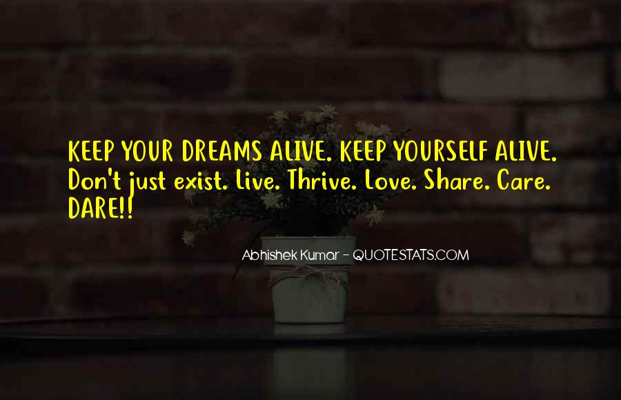 Keep Yourself Alive Quotes #1641180