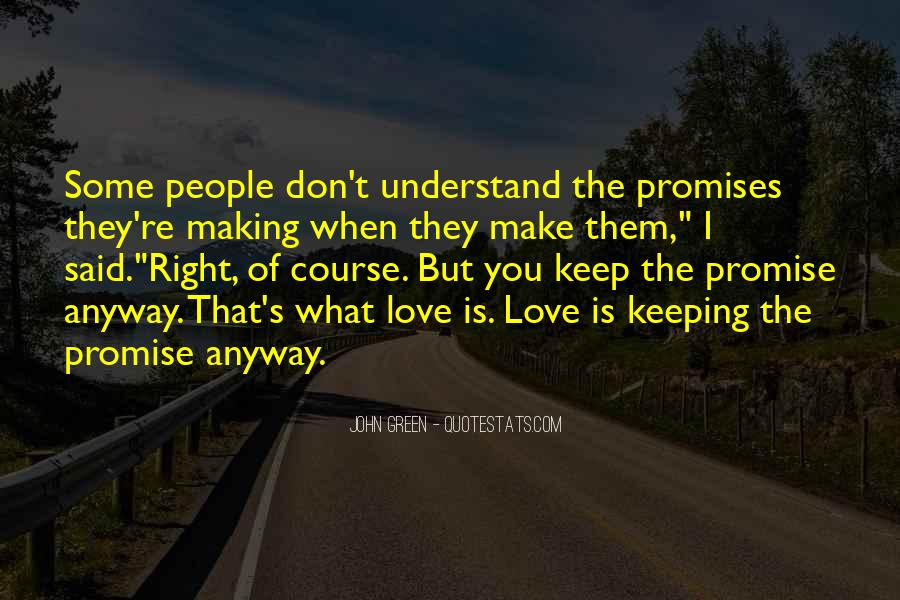 Keeping Up The Faith Quotes #1051212