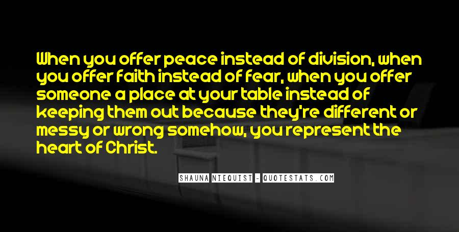 Keeping Up The Faith Quotes #1082276