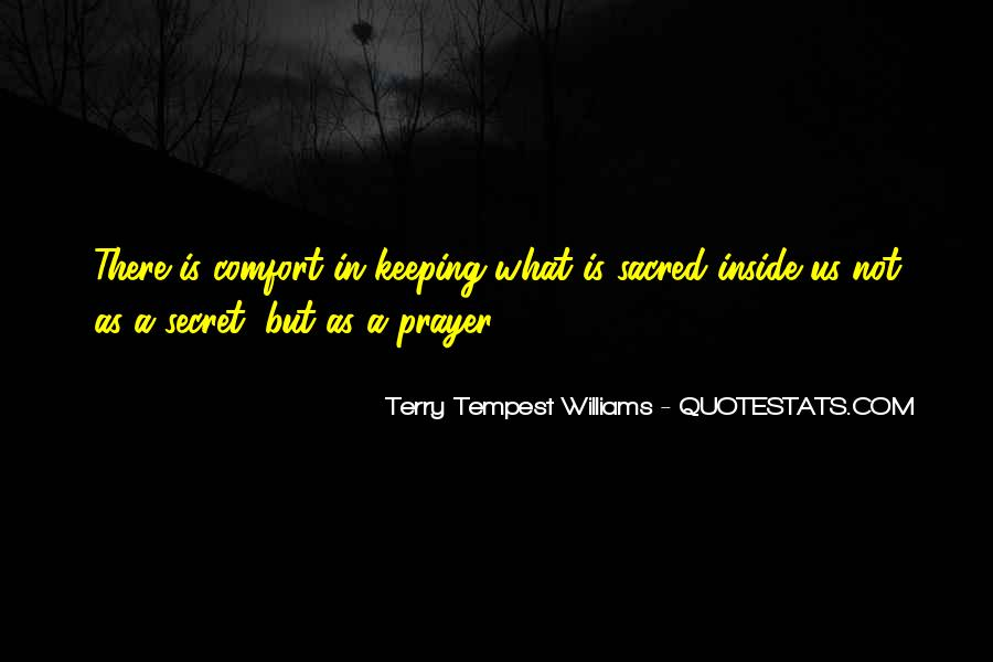 Keeping Up The Faith Quotes #110972