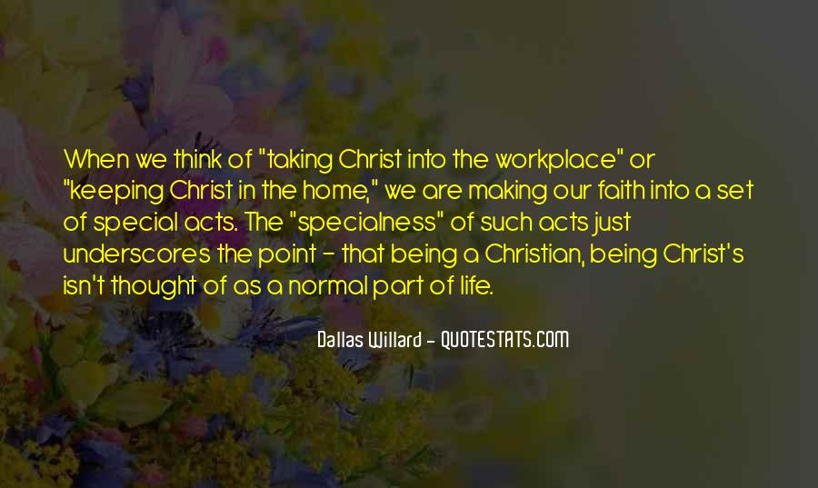 Keeping Up The Faith Quotes #8672