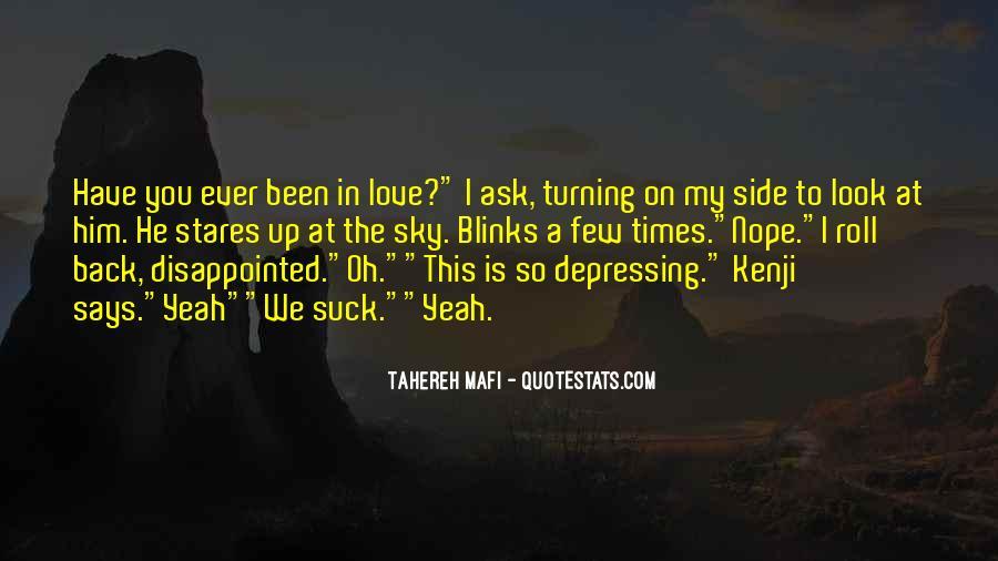 Kenji Kishimoto Quotes #581512