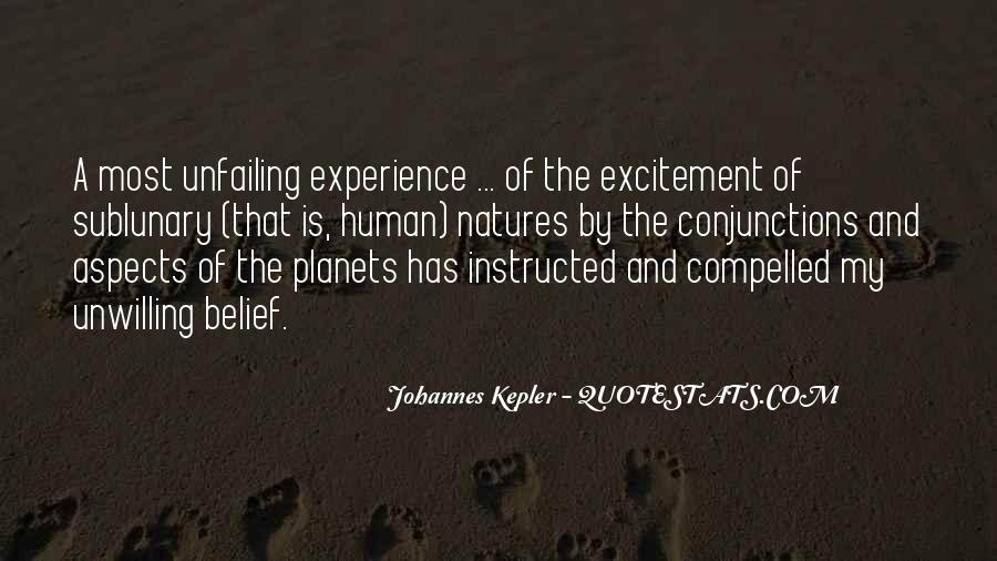 Kepler's Quotes #1072226