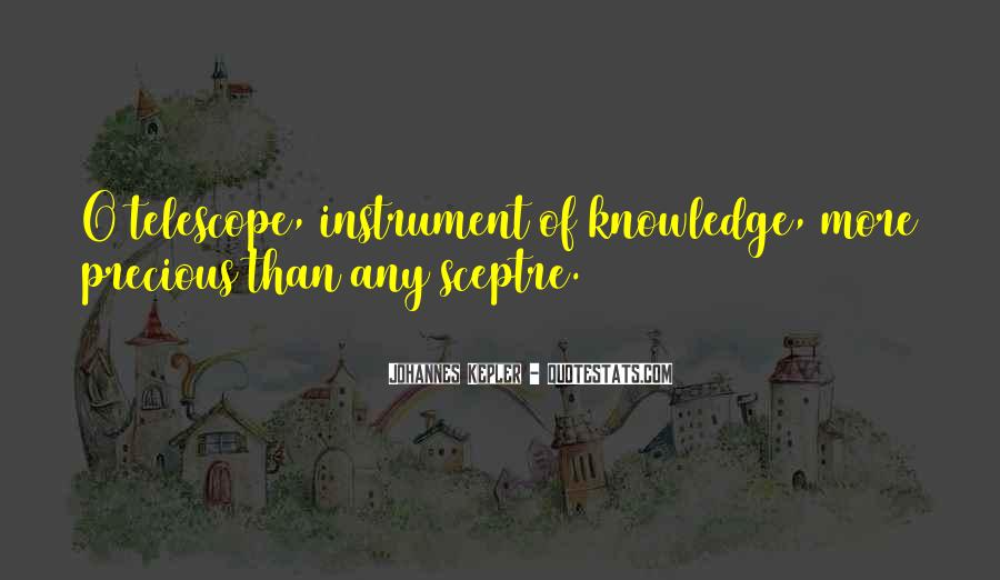 Kepler's Quotes #1104479