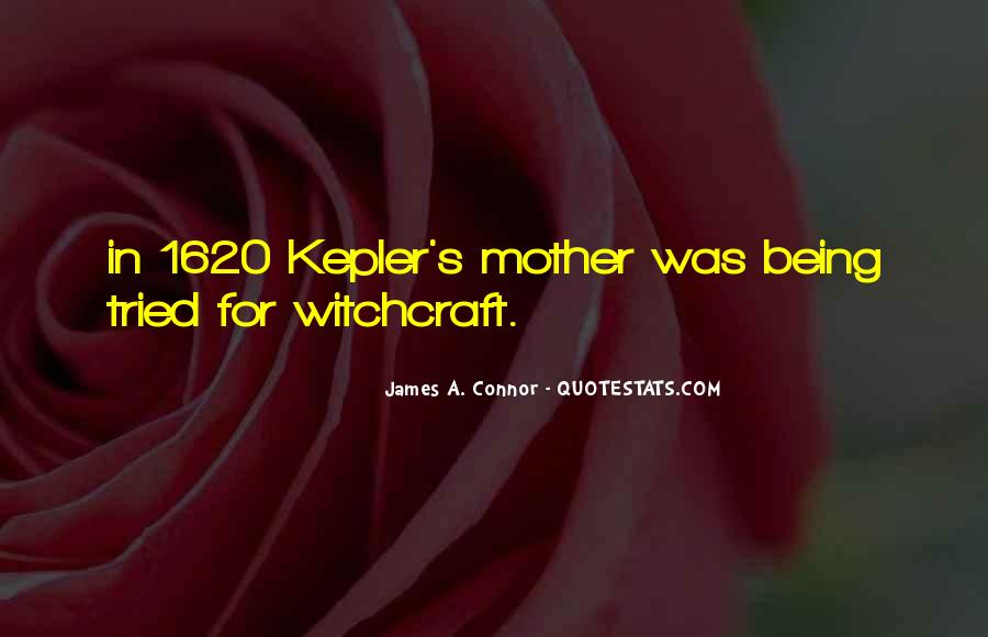 Kepler's Quotes #1117231